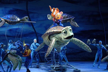 Finding Nemo stage show