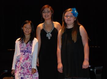Alpert studio solofest, Jessica Chao, Kelly Muller, Kensey Petschow