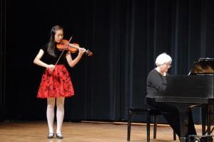 Erin Sun, Violin
