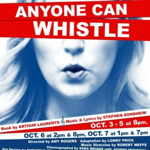 Maggie Anderson leads as Fay in Anyone Can Whistle at Pace University, New York